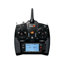 Spektrum : DX6 (m2) 6Ch Full Range Transmitter/Receiver